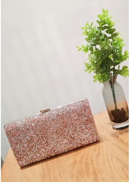 High-Grade Shiny Rhinestone One Shoulder Diagonal Handbags T901556162706