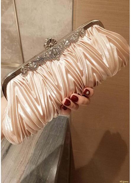 Celebrity Cheongsam Evening Dress High-End Handbags T901556178490
