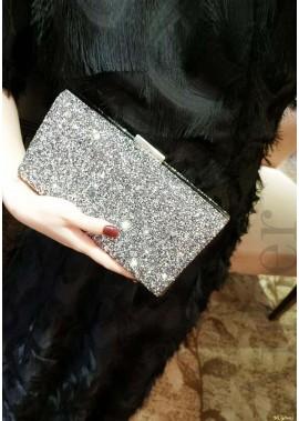 Europe And The United States Tide Diamond Ladies Handbags T901556072359
