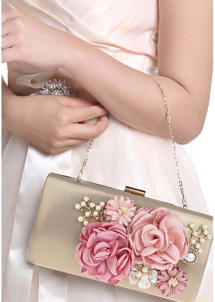 Flower Style With Super Good Texture Handbags T901556087334