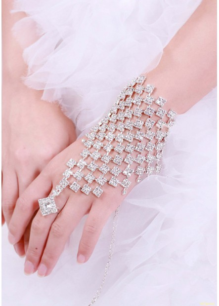 Super Flash Rhinestone Bracelets T901556328068
