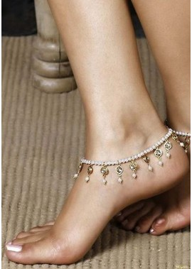 Beaded Crystal Anklets T901556413866