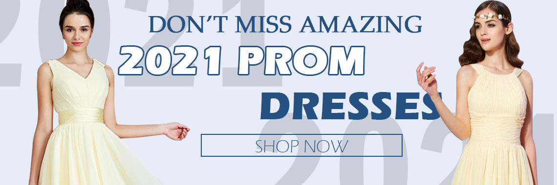 2021 prom dresses online