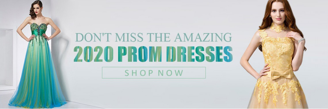 2020 prom dresses online
