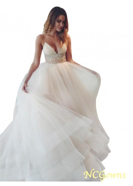 NCGowns 2021 Beach Wedding Ball Gowns T801524714820