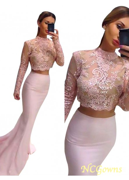 NCGowns Two Piece Long Prom Evening Dress T801524704099
