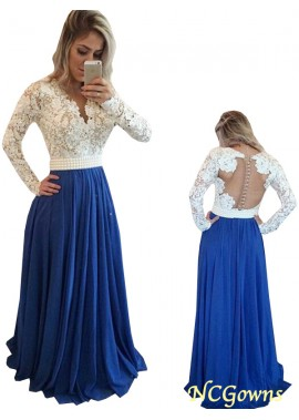 NCGowns Long Prom Evening Dress T801524703855