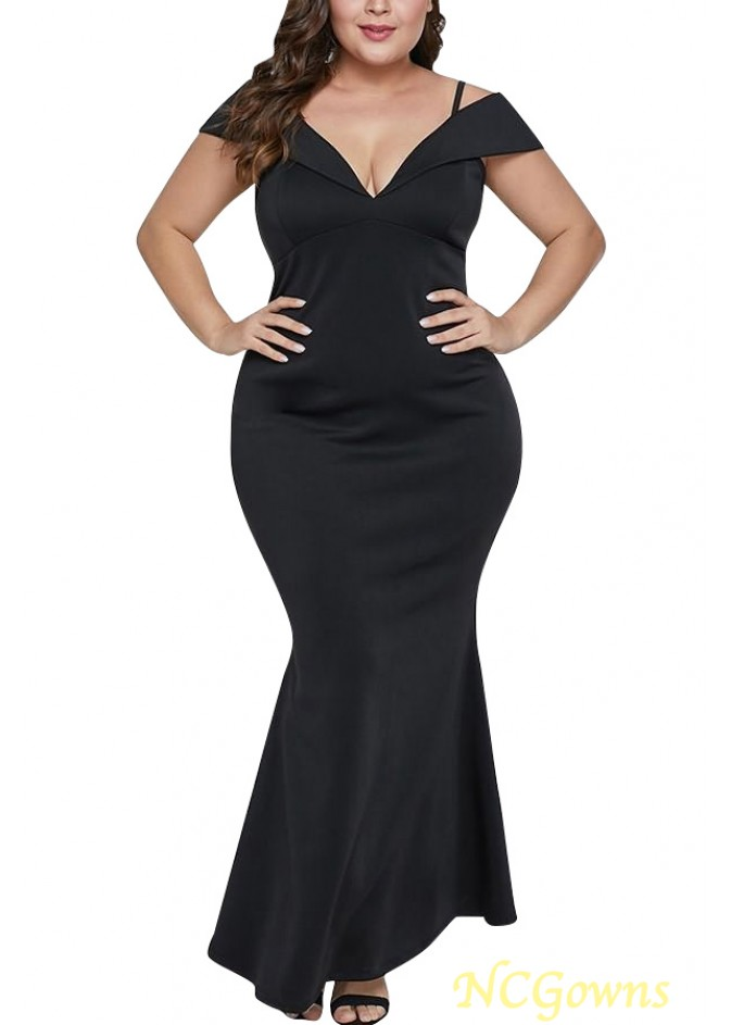 plus size mermaid dress