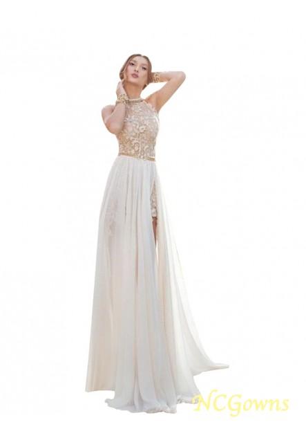 NCGowns Beach Long Wedding Evening Dresses T801524703990