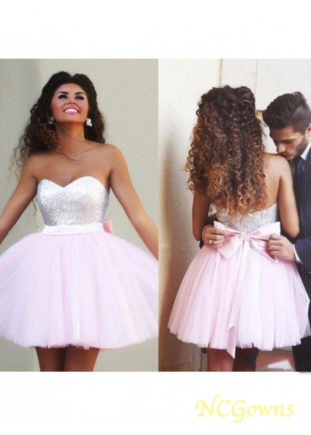 NCGowns Short Homecoming Prom Evening Dress T801524710290