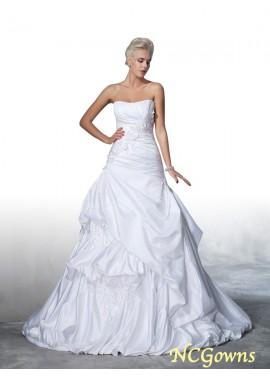 NCGowns 2021 Wedding Dress T801524715803