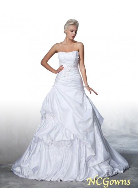 NCGowns 2021 Wedding Dress T801524715803