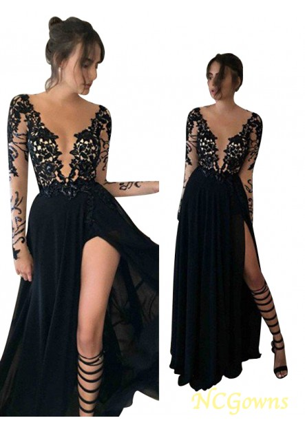 NCGowns Sexy Long Prom Evening Dress T801524703726
