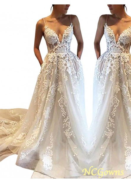 NCGowns 2021 Beach Wedding Dresses T801524714695