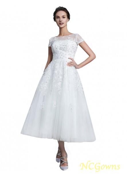 NCGowns 2021 Short Wedding Dress T801524714729