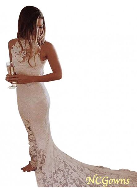 NCGowns 2021 Beach Lace Wedding Dresses T801524714809
