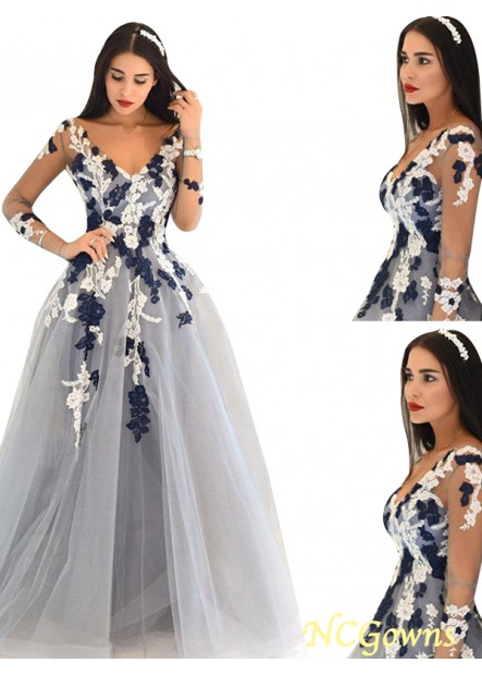 NCGowns Long Prom Evening Dress T801524703753