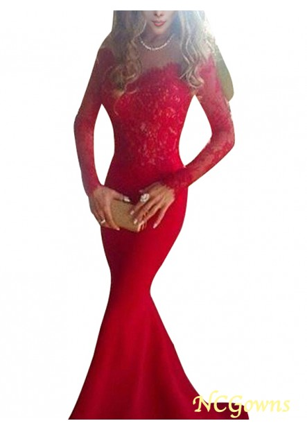 NCGowns Sexy Mermaid Long Prom Evening Dress T801524703719