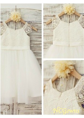 NCGowns Flower Girl Dresses T801524726330