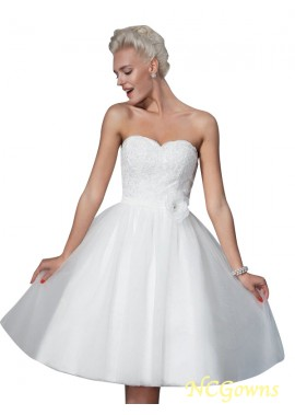 NCGowns Beach Short Wedding Dresses T801524715462