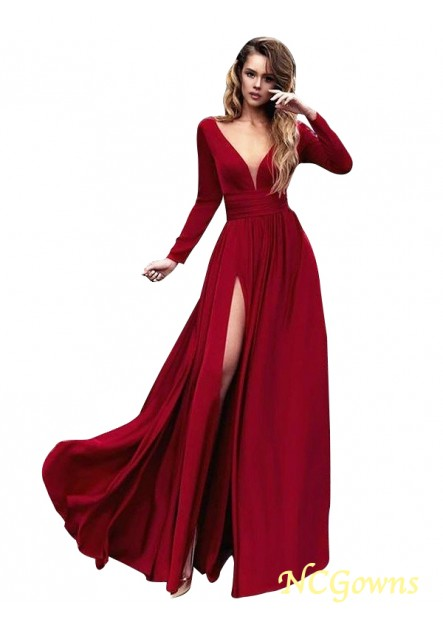 NCGowns Sexy Long Prom Evening Dress T801524703777