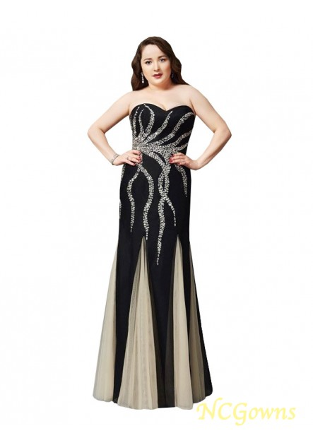 NCGowns Sexy Plus Size Prom Evening Evening Dress T801524705927