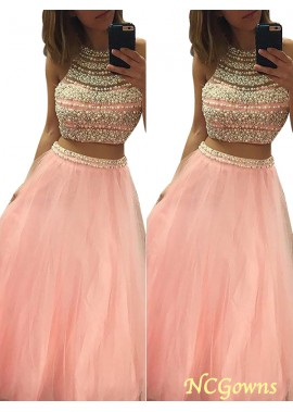 NCGowns Two Piece Long Prom Evening Dress T801524704203
