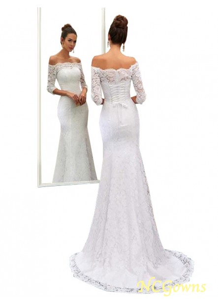 NCGowns 2021 Beach Lace Wedding Dresses T801524714807