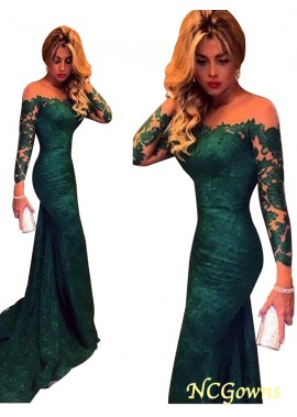 NCGowns Sexy Mermaid Long Prom Evening Dress T801524703707
