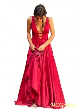 NCGowns Classy Long Prom Evening Dress T801524703575