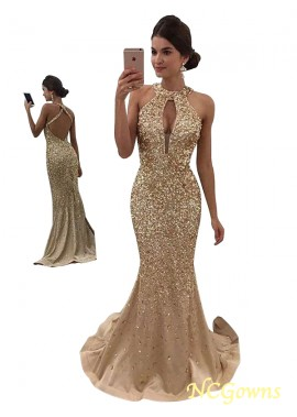 NCGowns Mermaid Long Prom Evening Dress T801524703700