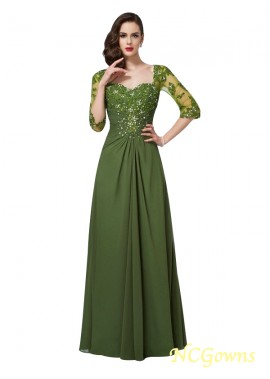 NCGowns Long Prom Evening Dress T801524706686
