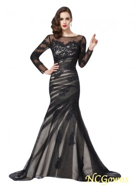 NCGowns Mermaid Long Prom Evening Dress T801524705224