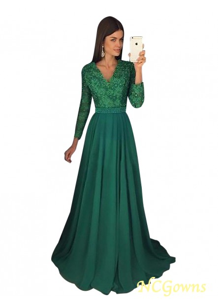 NCGowns Long Prom Evening Dress T801524704173