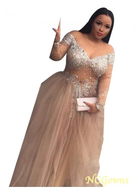 NCGowns Long Prom Evening Dress T801524702538