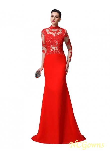 NCGowns Sexy Mermaid Prom Evening Dress T801524711465