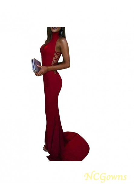 NCGowns Mermaid Long Prom Evening Dress T801524703941