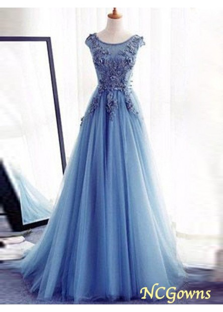 NCGowns Long Prom Evening Dress T801524703781