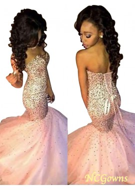 NCGowns Mermaid Long Prom Evening Dress T801524703640