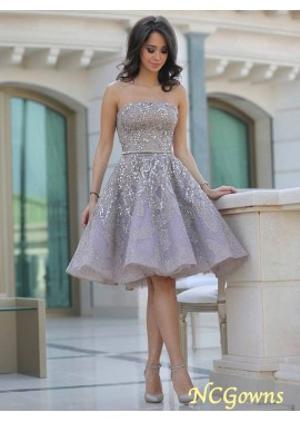 NCGowns Short Homecoming Prom Evening Dress T801524710155