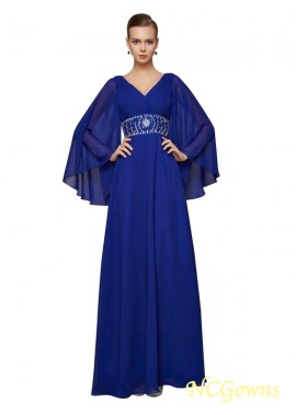 NCGowns Long Prom Evening Dress T801524707137
