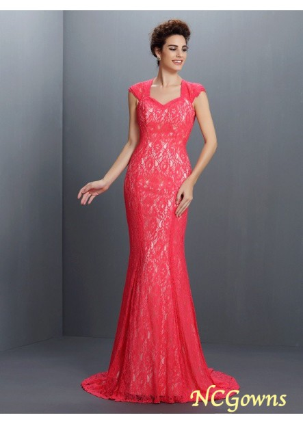 NCGowns Sexy Mermaid Prom Evening Dress T801524711611