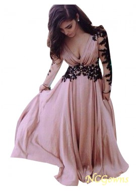 NCGowns Long Prom Evening Dress T801524704045