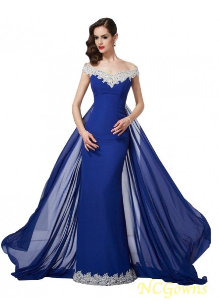 NCGowns Mermaid Long Prom Evening Dress T801524705061