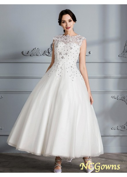 NCGowns 2020 Beach Wedding Ball Gowns T801524715589