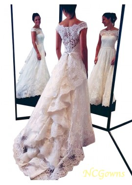 NCGowns 2020 Beach Lace Wedding Dresses T801524714681