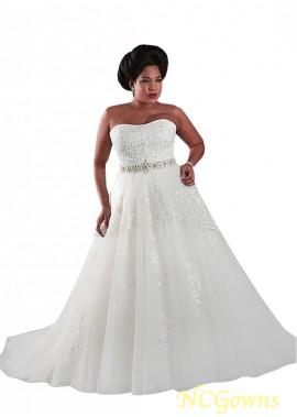 NCGowns Plus Size Wedding Dress T801525325517