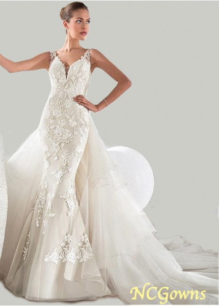NCGowns Lace Wedding Dress T801525388026