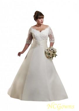 NCGowns Plus Size Wedding Dress T801525328849