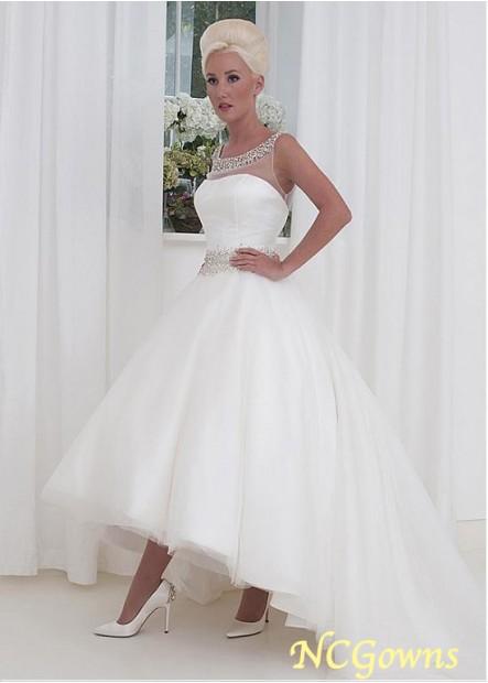 NCGowns Short Wedding Dress T801525385314